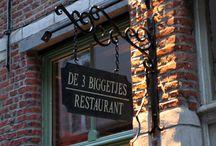 Eat in Ghent, Belgium!