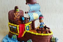 Jake and the Neverland Pirates Party / by Laura Monaco