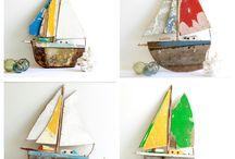 Ξύλινα καράβια