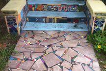 mosaicos pisos