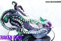 Kraken Ceto octopus heels