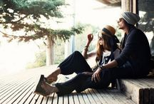 Hipster Engagement Ideas / A collection of ideas for your Hipster Styled Engagement Session.