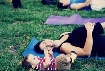 Postnatal Yoga | Post-Parto Yoga / Connect with your baby and your body