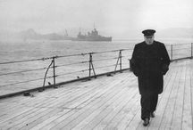 Churchill / by Helen Kinross