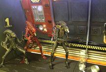 Aliens Diorama