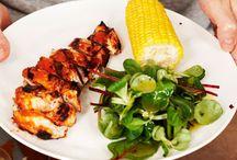 yummmmm: summer dinners