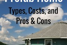 Alternative Housing/Building / Different types of housing and building real estate. Some camping, too.
