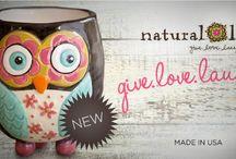 Natural Life Gifts! / Give, Love, Laugh!
