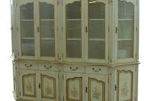 Colectia Carla / mobila pentru living, fabricata manual din lemn masiv