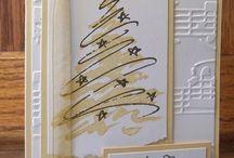 Christmas cards / by Sandy Kirbach