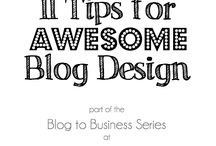Blog Design Ideas