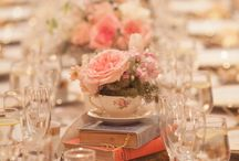 Tales of Love / A love stories inspired party decor. Inspired from British colonial era classic novels such as Pride and Prejudice