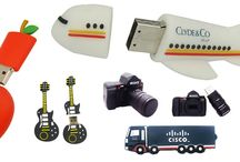 Custom Flash Drives  / CF Gear can create a flash drive to look like anything! Follow this board to check out our custom shaped flash drives.