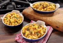 Pasta, Potatoes, Rice & Grains / by Connie Vaughn