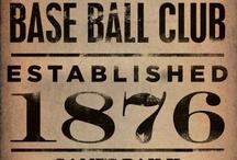 Baseball <3 / by Debbie Foshee