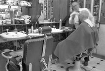 Barbershop Photography