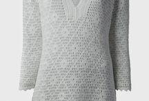 bluza alba