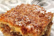Almás-fahéjas süti
