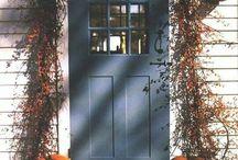 Doors / by Adrienne Chu
