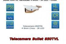 Telecamere Videosorveglianza / Categoria dedicata alle telecamere per la videosorveglianza. Analogiche, IP, SDI , HD-CVI. Tante telecamere per la vostra sicurezza.