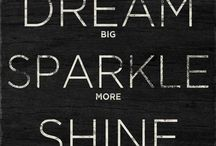 Dream Quotes / Quotes about what else? Dream on!