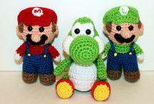 Amigu Häckel Super Mario