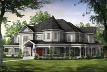 House Plans - Victorian