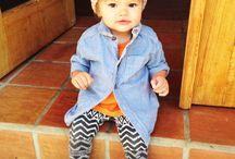 fashionable babies