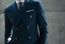 [ Men Fashion ] / by Michelle Rhee