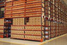 Almacenamiento y custodia de documentos / Imágenes en donde se muestra y representa el almacenamiento y custodia de documentos.