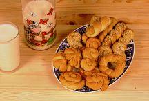 Kooloorakia & cookies