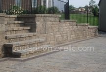 Pavers, Patios and Hard Scapes / Pavers, Patios, stone work, walkways, hard scapes and retaining walls