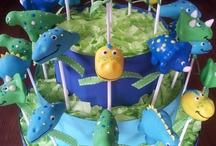 dino party / by Marissa Espinoza