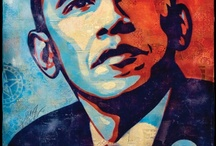 Fairey Land ♥ / Shepard Fairey's work at Obey