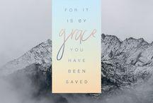 Saved through God's grace