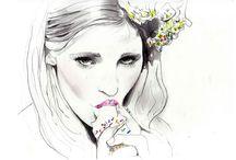 Fashion Illustration / by Gemma Milly