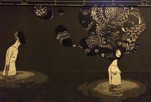 World's murales