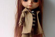 Outfit for Doll / by Naoko Yoshioka