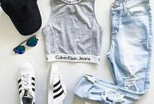 Brand outfit
