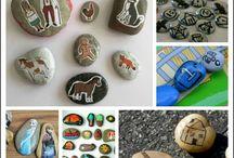 Story Stones / forteljar steinar