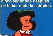 Mafalda y sus frases