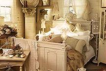Bedroom Ideas / by Préfecture des Rêves