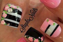Unghie uñas