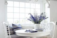 Banquette Ideas / by Rhonda Stephens