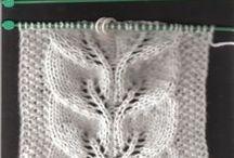 pontos de trico