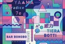 Cool Typography & Graphic Art