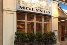 Molyvos around the Globe