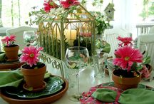 Tea Time and Special Occasions / For those special moments in our lives... / by Julie Futch