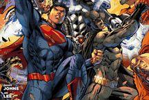 Mundo dos Quadrinhos / Aqui, eu posso ser um herói...