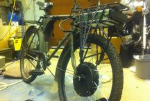 Ebike / My electric bicycle